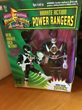 MIGHTY MORPHIN POWER RANGERS KARATE KICKIN' ZACK KARATE ACTION POWER RANGERS