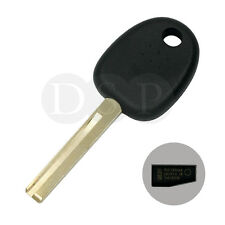 New Uncut Blank Ignition Key With ID46 Transponder Chip fit for HYUNDAI DA1705
