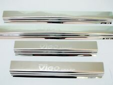Scuff Plate Stainless Steel 4 Doors fits Toyota Hilux Vigo Champ MK7 2012 13 14