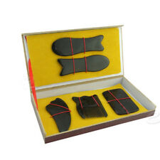 Professional Board GuaSha Gua Sha Traditional Massage Tools Set for Skin & Face