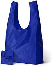 BAGGU DARK BLUE Standard Size Reusable Bag - NWT - Discontinued Color