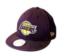 Los Angeles Lakers NBA HWC Trucker Cap Snap back hat Basketball Harwood New era