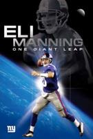 Vtg Eli Manning New York Giants Poster 23x35 new in plastic NFL quarterback rare