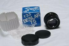Beslar 75Mm F3.5 Enlarging Lens Brand New