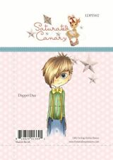 DAPPER DAN - Clear Stamp - Saturated Canary - Little Darlings