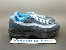 Nike Air Max '95 Army Navy Slate White PS Running Shoes 311524-402 sz 1.5Y