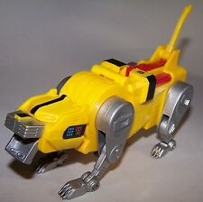 Vintage 1998 Voltron the Third Dimension: Yellow Lionbot Lion Leg - Cool!