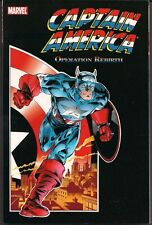 CAPTAIN AMERICA OPERATION REBIRTH MARVEL SC TPB AVENGERS DOOM 90'S MARK WAID NEW