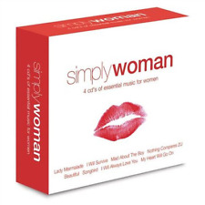 Various Artists-Simply Woman  (UK IMPORT)  CD NEW