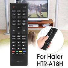 Remote Control For Haier HTR-A18H Smart TV HTR-A18M HTR-A18E HTR-A18H Black