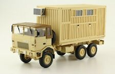 RARE IN USA - 1/43 IXO-Hachette Berliet GBD 6x6 Military Truck Command Shelter