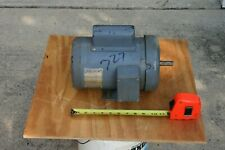 Baldor 1100 rpm, 1 hp, single phase, 220 v. electric motor