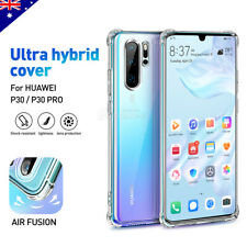 For Huawei P30 Pro P30 Slim Soft Crystal Clear Case Shockproof Bumper Cover