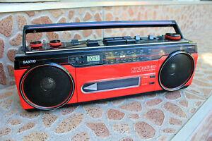 Sanyo Vintage Stereo Radio Cassette Recorder MS 320L