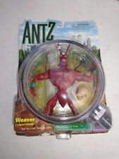 Playmates Toys 1998 Antz Weaver Action Figure Z's best friend Brand New