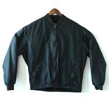 VTG Polo by Ralph Lauren Bomber Jacket Fleece Varsity Mens Fashion Winter Fall