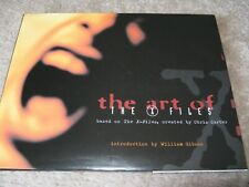 1998 Hardcover book The Art of the X Files