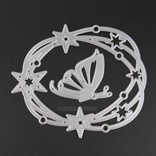 2pcs Metal Cutting Dies Stencils DIY Scrapbooking Embossing Album DIY Craft