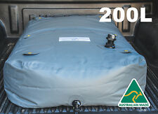 AUS Made Flexible Drinking Water Storage- Bladder Tank 53 Gallons (200L) 4x4/4WD