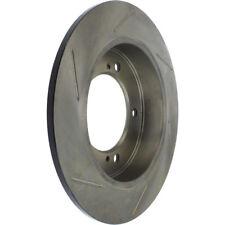 Disc Brake Rotor-2 Door Front Left Stoptech 126.48004SL