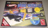 AMT Tom Mongoose McEwen Hot Wheels Wedge Dragster 1/25 model car kit new 1069
