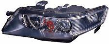 Honda Accord Acura TSX HEADLIGHT LEFT NEW 2003-05 DEPO