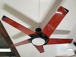 Casablanca Stealth Inteli-Touch Ceiling Fan