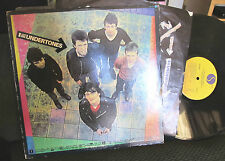 THE UNDERTONES LP '79 ORIG TEENAGE KICKS S/T srk6081 sire usa SCARCE album punk