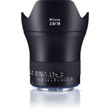Objetivos manuales ZEISS para cámaras Canon EF