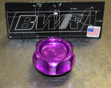 Blackworks BWR Billet Oil Cap - Purple Honda Acura EG DC EK RSX Si New Style