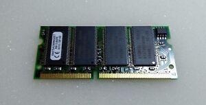 64MB (1x64MB) Hyundai DDR PC100 Laptop RAM