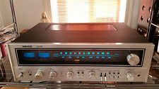 Nikko STA-7075 vintage stereo receiver awesome sound ! worldwide ship