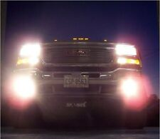 99 02 Chevy 8 Light High Beam, Fog & DRL Conversion Kit 00 01 GMC Truck & HD