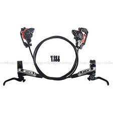 SHIMANO Black SLX BR-M675 BL-M675 Mountain Bike Hydraulic Disc Brake Set