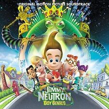 Jimmy Neutron: Boy Genius 2001 - Disc Only No Case