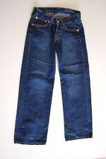 Levis 902 Jeans Hose Dunkelblau Stonewashed  W28 L32
