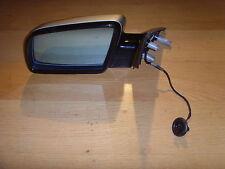 BMW 5 Series e60/e61 Specchietto retrovisore esterno N/S (Argento)