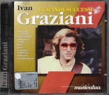 """IVAN GRAZIANI - RARO CD FUORI CATALOGO """" I GRANDI SUCCESSI """""""