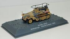 Modello IN SCALA 1:72 MAG Sd.Kfz.250/5 Afrika Korps TOBRUCK 1942. Nuovo con Scatola #41