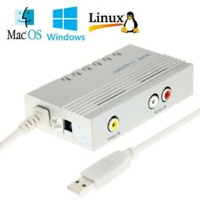 ^on Video Capture AV-in Win Mac Android Linux Usb acquisition DVR grabber card