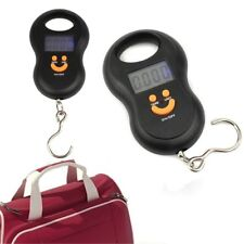 50kg/5g Portable Electronic Pocket LCD Digital Hanging Luggage Weight Hook Scale