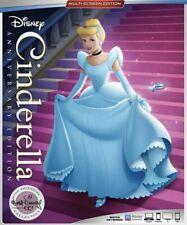 Cinderella Signature Collection BLU-RAY Clyde Geronimi(DIR) 1950