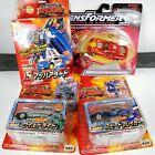 Transformers Car Robots RID 2000 Variant Super Prowl X-Brawn Sideburn Japan Lot