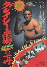 Rickson Gracie Ultimate Book Photo Jiu-Jitsu Brasileiro Ju-Jitsu Ju-Jutsu *