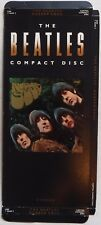 """EMPTY CD LONGBOX FOR BEATLES """"RUBBER SOUL"""" - LONG BOX ONLY - NO CD OR CASE"""