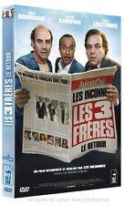 DVD *** LES TROIS FRERES - LE RETOUR *** Didier Bourbon, ... ( neuf emballé )