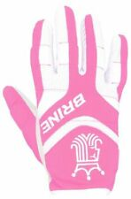 Brine Fire Women's Lacrosse Gloves Pink Size Large Nwt