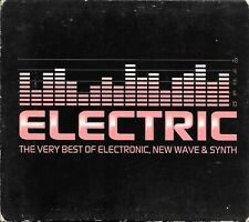 ELECTRIC VERY BEST OF ELECTRONIC NEW WAVE & SYNTH DOUBLE TRIO YAZOO SPARKS ETC