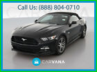 2017 Ford Mustang GT Premium Convertible 2D Dual Air Bags HID Headlamps ABS (4-Wheel) AM/FM Stereo Heated & Cooled Seats