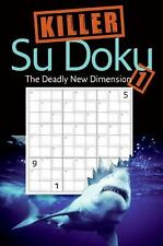 Killer Sudoku 1: The Deadly New Dimension